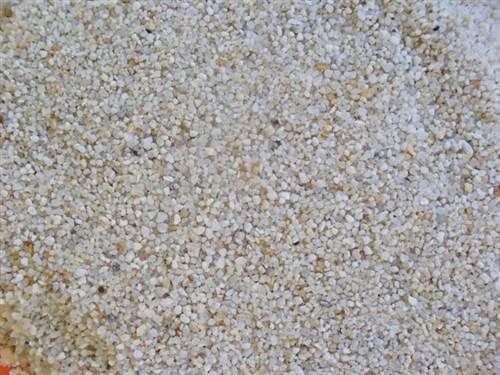 Cát thạch anh kích cỡ 1 - 2 mm