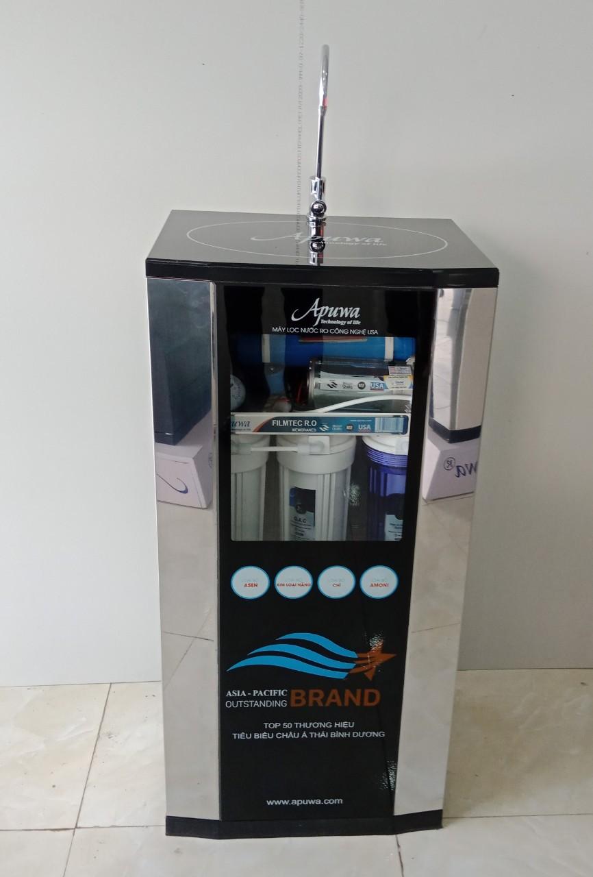 Máy lọc nước tinh khiết R.O Apuwa 8 cấp lọc