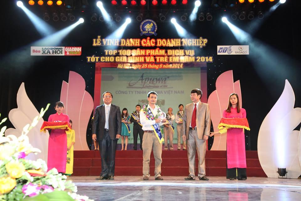 Apuwa Việt Nam, giải pháp lọc nước toàn diện cho cuộc sống