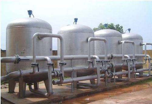 Trạm xử lý nước giếng khoan công suất từ 10.000 L/H đến 100.000 L/H