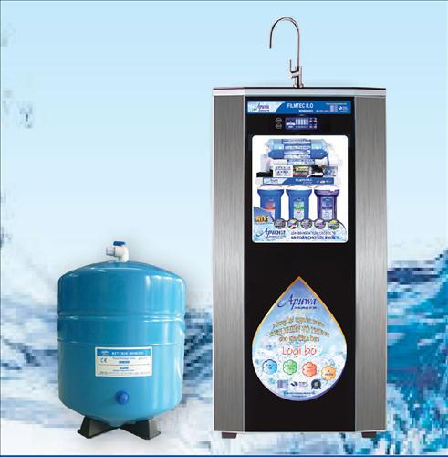 Máy lọc nước RO Apuwa 9 cấp lọc cảm ứng