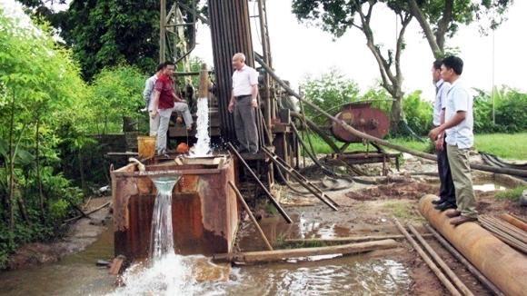 Dịch vụ khoan giếng nước ngầm toàn quốc