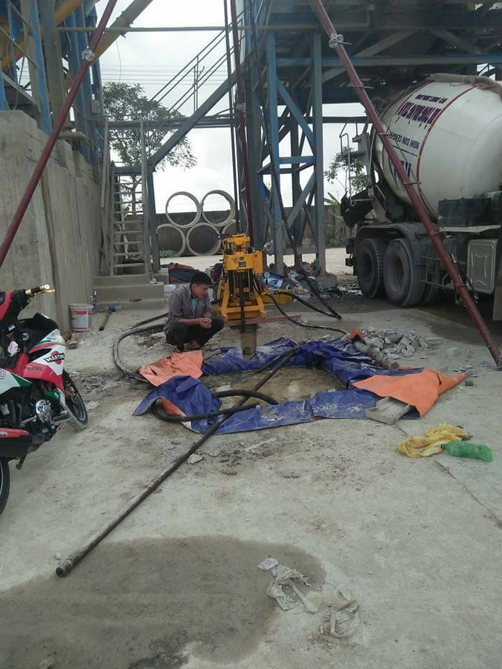 Dịch vụ khoan giếng tại Hà Tĩnh