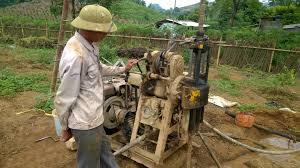 Dịch vụ khoan giếng nước tại Thanh Hóa