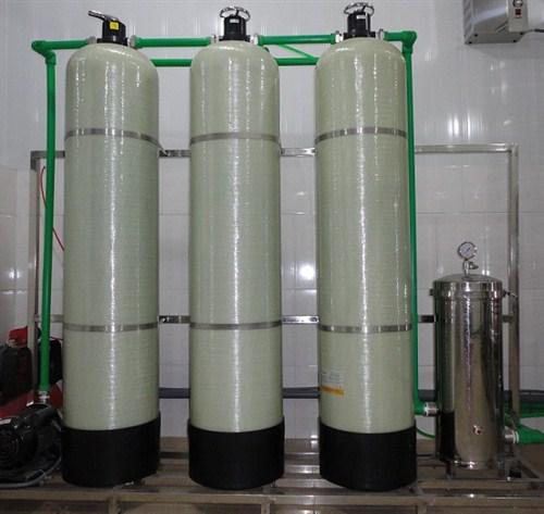Hệ thống xử lý nước nhiễm đá vôi