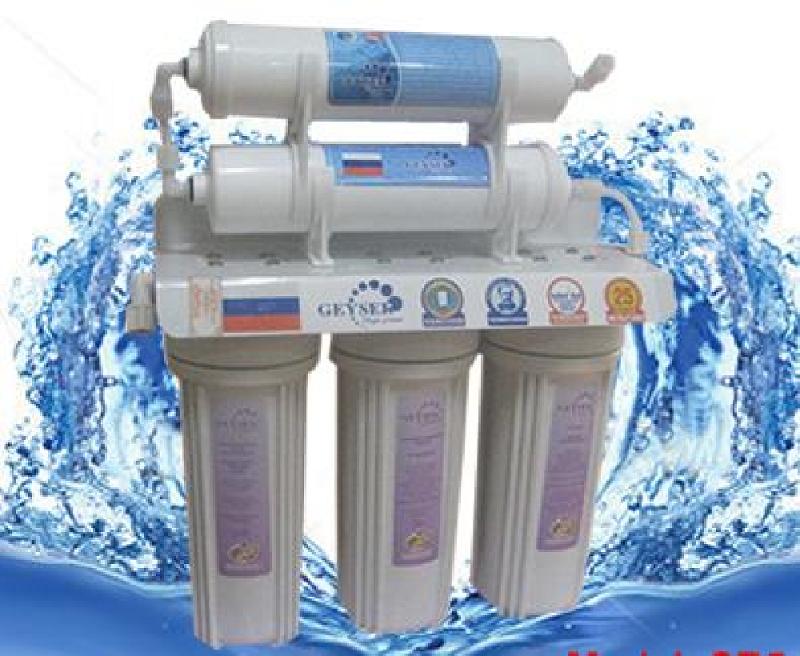 Xóa bỏ nỗi lo nước bẩn bằng máy lọc nước gia đình