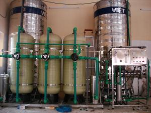 Nên mua máy lọc nước công nghiệp mấy lõi