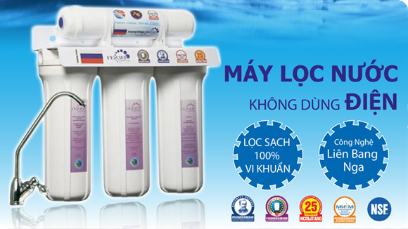 Nên mua máy lọc nước gia đình của thương hiệu nào