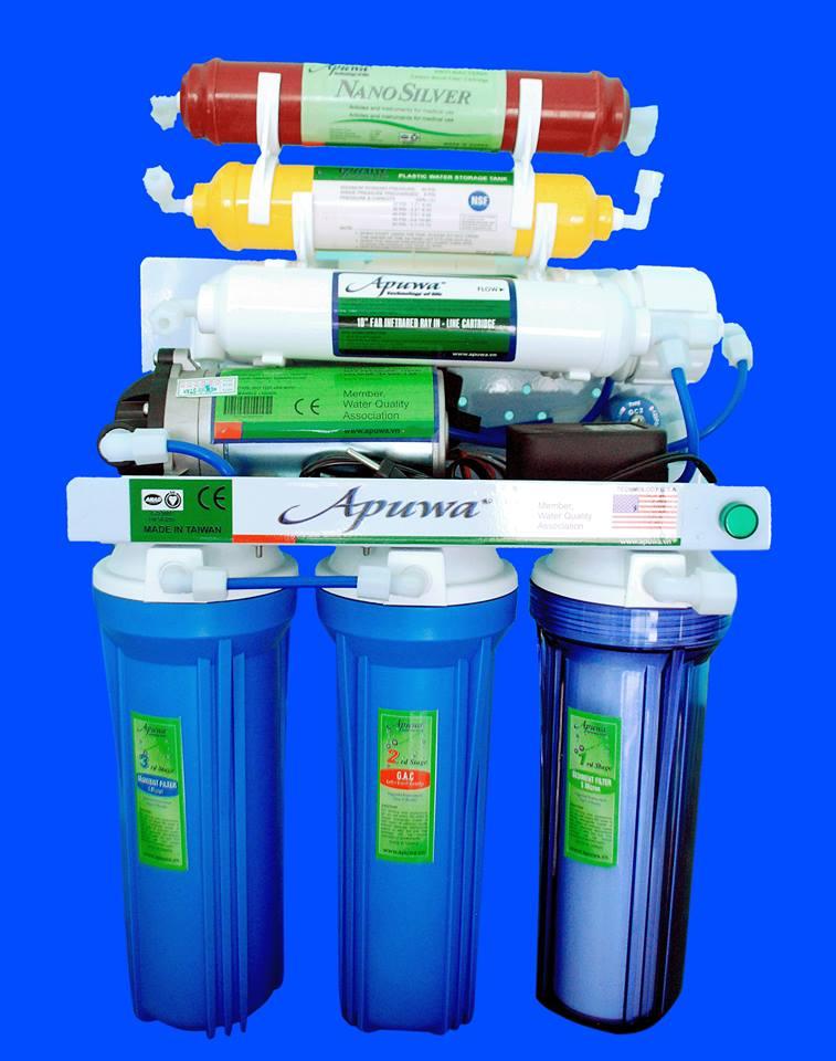 Cung cấp máy lọc nước gia đình tại Bình Dương