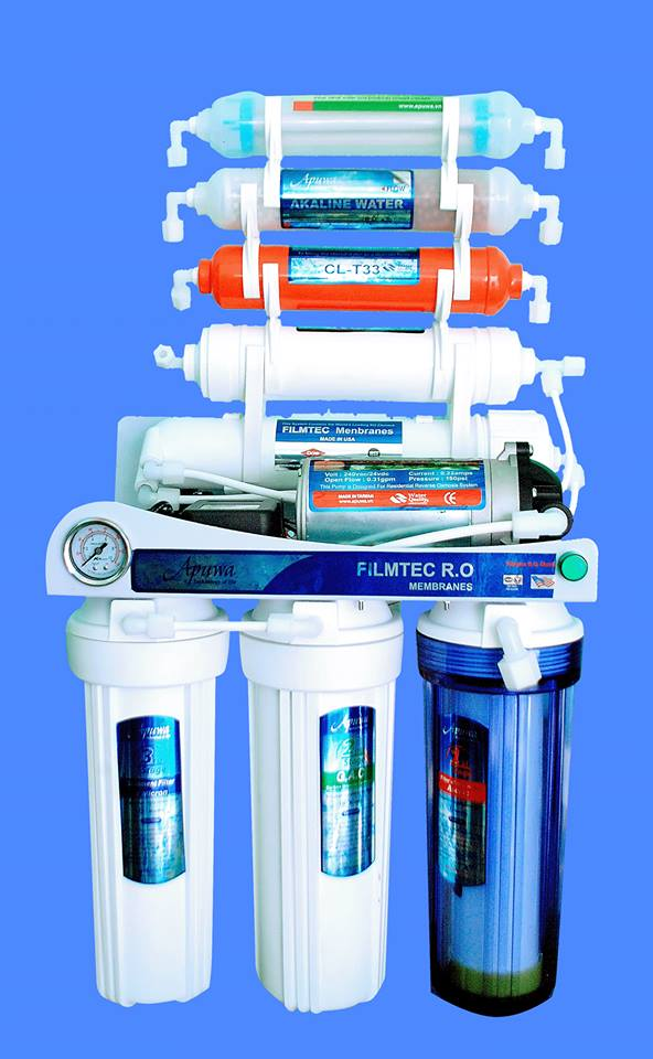 Máy lọc nước tốt cho sức khỏe