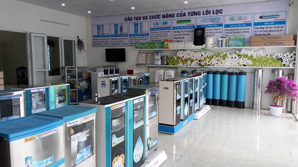 Giá máy lọc nước tại Đà Nẵng