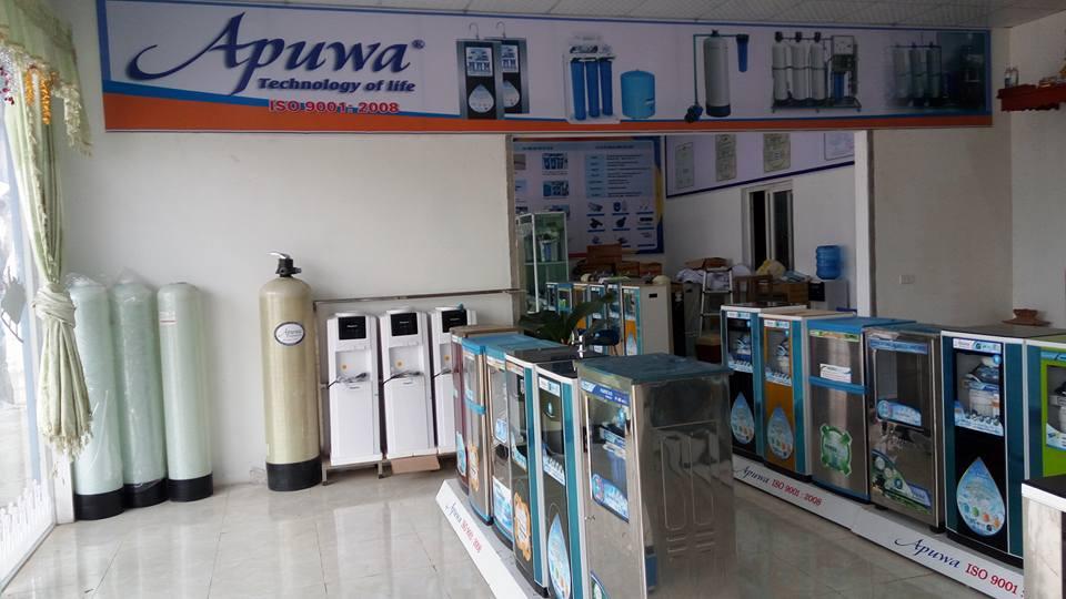 Máy lọc nước tinh khiết Apuwa