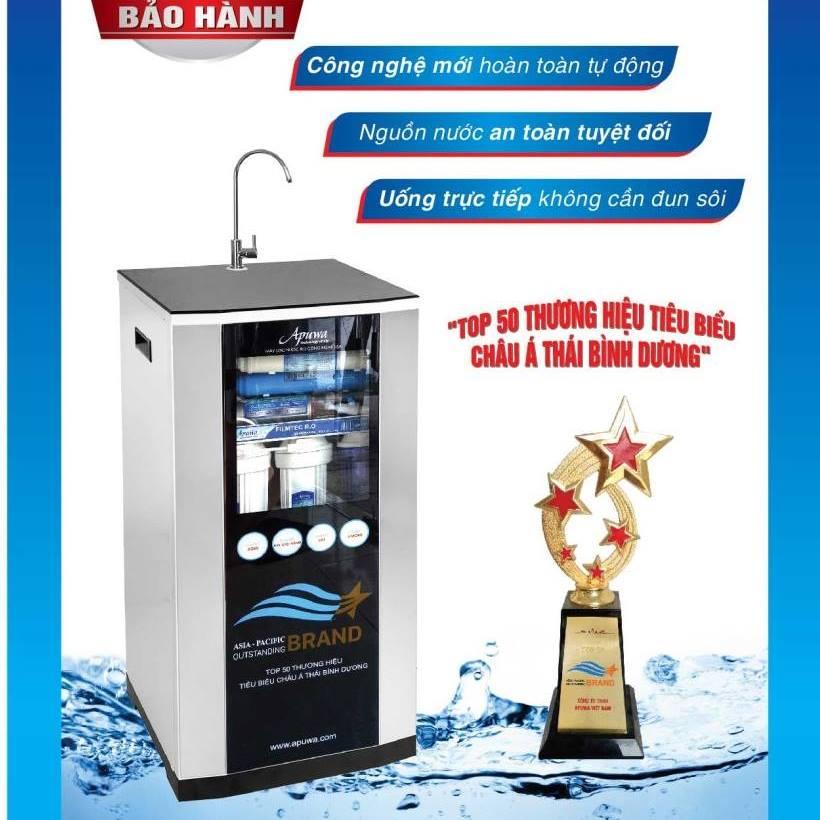 Máy lọc nước 3 vòi cao cấp