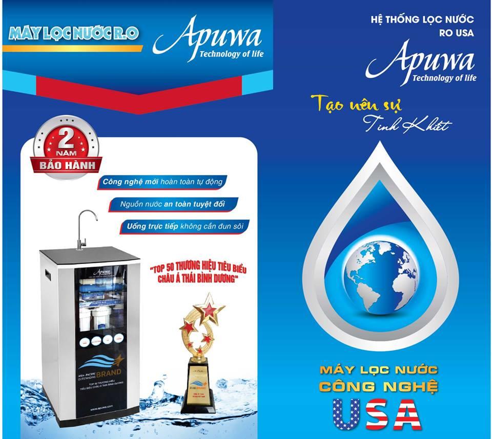 Phân phối máy lọc nước chính hãng trên toàn quốc