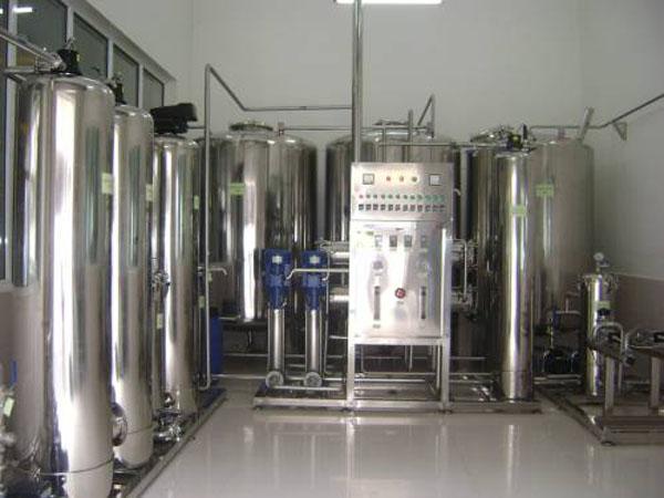 Nên mua máy lọc nước công nghiệp có bao nhiêu lõi?