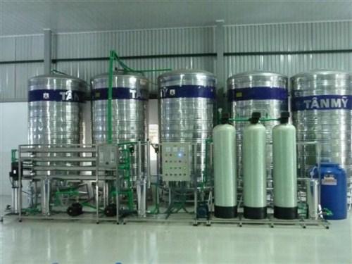 Máy lọc nước R.O công nghiệp công suất 1.000 L/H