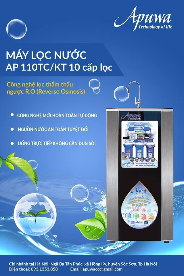 Nên dùng máy lọc nước hay uống nước đóng chai